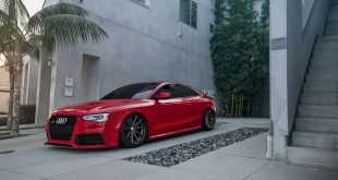 Audi A5 RS5 Coupe Airride Tuning Vossen VFS 1 1 310x165 Vossen Wheels VWS 3 Alu's am Porsche 911 (997) Turbo