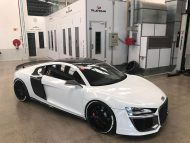 Audi R8 V10 Coupe Zito Wheels ZS05 Bodykit Tuning 3 190x143 Fett   Audi R8 V10 Coupe auf Zito Wheels ZS05 in 20 Zoll