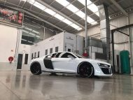 Audi R8 V10 Coupe Zito Wheels ZS05 Bodykit Tuning 6 190x143 Fett   Audi R8 V10 Coupe auf Zito Wheels ZS05 in 20 Zoll