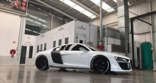 Audi R8 V10 Coupe Zito Wheels ZS05 Bodykit Tuning 6 310x165 Fett   Audi R8 V10 Coupe auf Zito Wheels ZS05 in 20 Zoll
