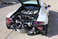 Audi R8 V10 Dallas Performance LLC BiTurbo Tuning 5 190x127 950PS am Rad im Audi R8 V10 von Dallas Performance LLC