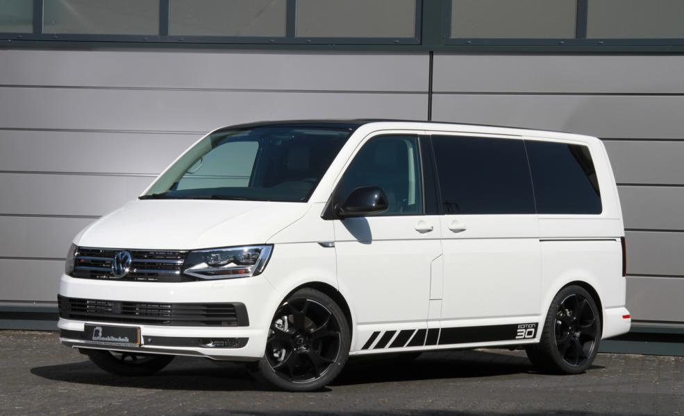 Maximum 275PS & 560NM in VW T6 2.0 BiTDI from the tuner B & B ...