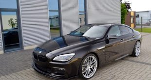 BMW 640d Gran Coupe F06 Tuning Breyton 12 310x165 22 Zoll Mansory Felgen am Bentley Flying Spur von Wheelclinic
