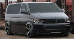 BMW Active Van tuningblog.eu 2017 1 1 310x165 BMW Active Van auf Basis des VW T5 Multivan by tuningblog.eu