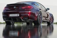 BMW F06 M6 Gran Coupe Widebody Forgiato Tuning 4 190x127 BMW F06 M6 Gran Coupe Widebody auf Forgiato Wheels