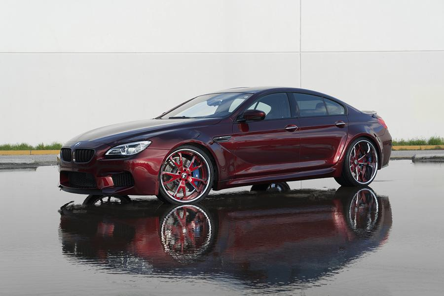 BMW F06 M6 Gran Coupe Widebody Forgiato Tuning 5 BMW F06 M6 Gran Coupe Widebody auf Forgiato Wheels