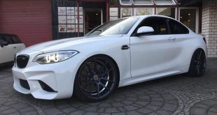 BMW M2 F87 Artform AF 303 Tuning HR 5 310x165 Nachgeschärft   Evolve Automotive BMW M2 F87 Coupe