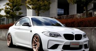 BMW M2 F87 Coupe Tuning 2017 46 310x165 Nachgeschärft   Evolve Automotive BMW M2 F87 Coupe