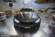 BMW M2 F87 Rennsport BBS Carbon Studie 1 190x127 Hardcore   BMW Team Studie  > Racing BMW M2 F87 Coupe