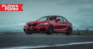 BMW M235i HRE FF15 Felgen F22 Tuning 2 310x165 HRE Performance Wheels P204 Alu's am 2017 Acura NSX