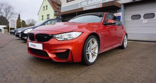 BMW M3 F80 Chiptuning Aulitzky Sakhir Orange 8 310x165 Perfekt   BMW M2 Coupe by Aulitzky Tuning auf 20 Zöllern
