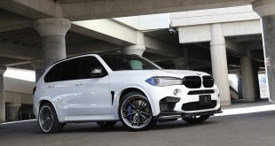 BMW X5 3D Design Carbon Bodykit F85 X5M 7 310x165 410 PS BMW X4 M40i (G02) SUV mit 3D Design Bodykit