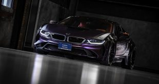 BMW i8 Dark Knight EVO 08 310x165 The Dark Knight   BMW i8 Batmobil mit Energy Motorsport Bodykit