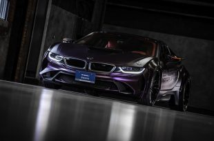 BMW i8 Dark Knight EVO 08 310x205 The Dark Knight   BMW i8 Batmobil mit Energy Motorsport Bodykit