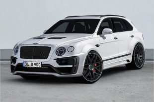 Bentley Bentayga CLR B900 Wide Body Lumma Design Tuning 2 310x205 Heftig   Bentley Bentayga CLR B900 Wide Body von Lumma Design