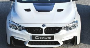Carbon Aerodynamik Paket G Power Tuning BMW M4 F82 4 310x165 Neues Aerodynamik Paket von G Power für den BMW M4