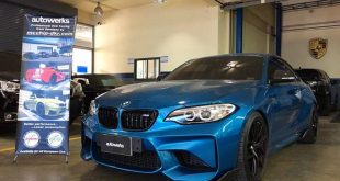 Chiptuning BMW M2 F87 Coupe Mcchip DKR 3 310x165 Nachgeschärft   Evolve Automotive BMW M2 F87 Coupe