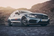 Chiptuning Mercedes S205 C43 AMG T Modell RaceChip 2 190x127 RaceChip   Mercedes Benz C43 AMG S205 mit 435PS & 634NM