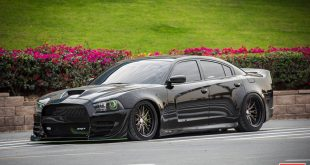 Dodge Charger SRT Vossen VWS 2 Bodykit Tuning 4 310x165 Vossen Wheels VWS 3 Alu's am Porsche 911 (997) Turbo