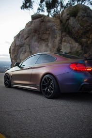 Farbwechsel Folierung Zito ZS05 Tuning BMW 435i Coupe F32 12 190x285 Farbwechsel Folierung & Zito ZS05 Alu's am BMW 435i Coupe