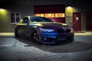 Farbwechsel Folierung Zito ZS05 Tuning BMW 435i Coupe F32 2 190x127 Farbwechsel Folierung & Zito ZS05 Alu's am BMW 435i Coupe