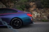 Farbwechsel Folierung Zito ZS05 Tuning BMW 435i Coupe F32 6 190x126 Farbwechsel Folierung & Zito ZS05 Alu's am BMW 435i Coupe