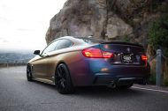 Farbwechsel Folierung Zito ZS05 Tuning BMW 435i Coupe F32 8 190x126 Farbwechsel Folierung & Zito ZS05 Alu's am BMW 435i Coupe