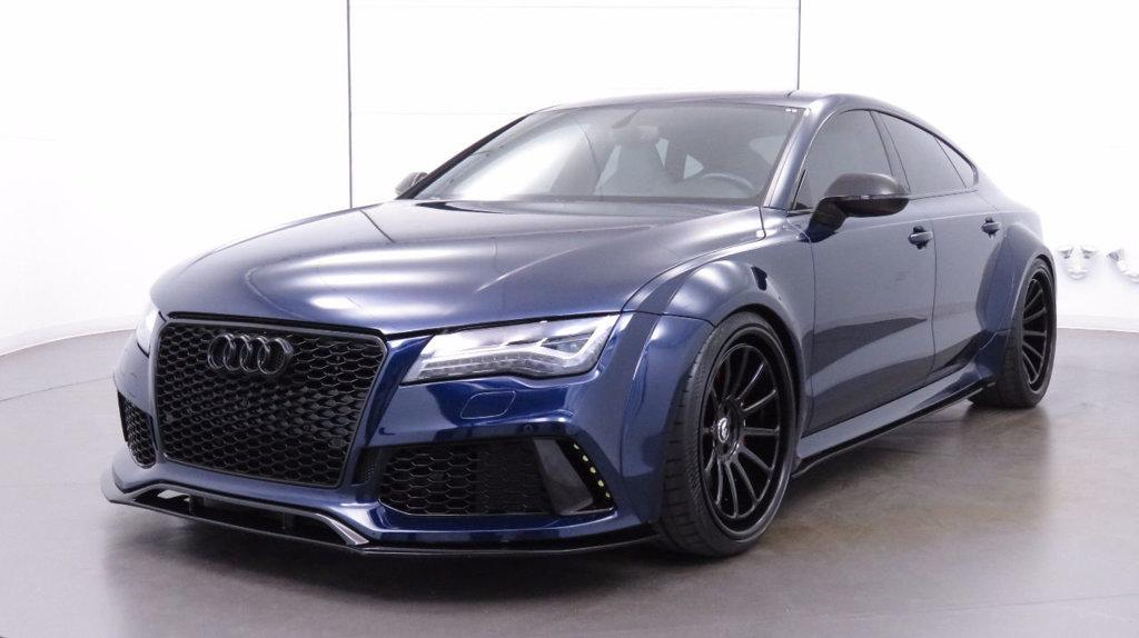 piece tuning audi a7