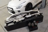JDL Performance Nissan GT R Chiptuning 7 190x126 Akra Anlage, 640PS & 825NM im JDL Performance Nissan GT R