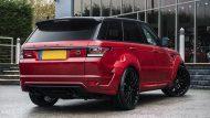 Kahn Range Rover Sport 4.4 SDV8 Autobiography Dynamic Pace Car Tuning 4 190x107 Kahn Range Rover Sport 4.4 SDV8 Autobiography Dynamic Pace Car