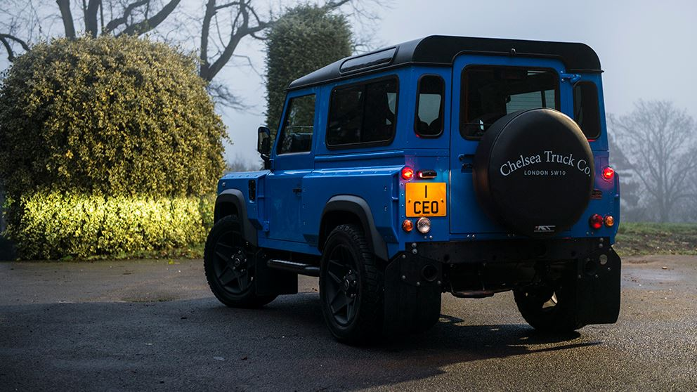 Land Rover Defender 2 2 Land Rover Defender 2.2 TDCI XS 90 THE END EDITION by Kahn