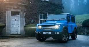 Land Rover Defender 2 3 310x165 Land Rover Defender Pick Up vom Tuner Kahn Design