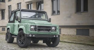 Land Rover Defender 2.2 TDCI 90 Soft Top Chelsea Wide Track Edition 1 310x165 Irre   Project Viper ist ein Land Rover Defender mit LS3 V8