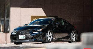 Lexus RC F Vossen VWS 3 Skipper Bodykit Tuning 5 310x165 Vossen Wheels VWS 3 Alu's am Porsche 911 (997) Turbo