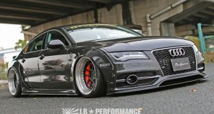 Liberty Walk Widebody Audi A7 Sportback Tuning 2017 1 310x165 Liberty Walk Widebody Mercedes C63 AMG auf 3DSM Alu's