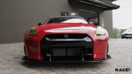 Liberty Widebody Nissan GT R Forgiato Wheels Tuning 3 190x107 RACE! South Africa   Nissan GT R Widebody auf Forgiato Wheels
