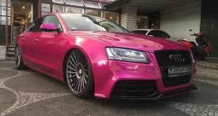ML Concept Audi A5 Sportback Pink 20 Zoll 8 310x165 Crazy   ML Concept Audi A5 Sportback in Pink auf 20 Zoll