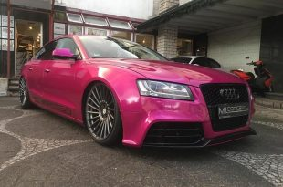 ML Concept Audi A5 Sportback Pink 20 Zoll 8 310x205 Crazy   ML Concept Audi A5 Sportback in Pink auf 20 Zoll