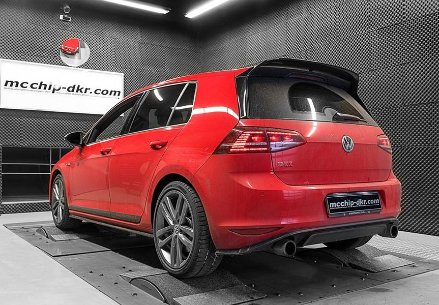 Mcchip Chiptuning VW Golf MK7 GTI Clubsport 2 Deutlich   VW Golf 7 GTI Clubsport mit 475PS & 510NM by Mcchip