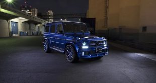 Mercedes AMG G63 Bodykit W463 Tuning Wald Internationale 8 310x165 Mercedes AMG G63 mit Bodykit vom Tuner Wald Internationale
