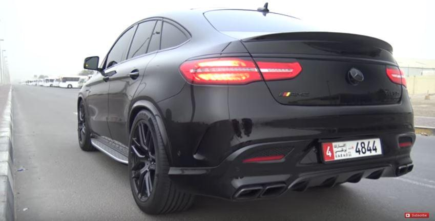 Mercedes AMG GLE63 S Coupe RS800 PP Performance Tuning 3 Mehr geht bekanntlich immer   Tuning by PP Performance
