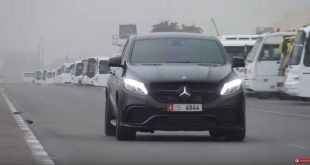 Mercedes AMG GLE63 S Coupe RS800 PP Performance Tuning 4 310x165 Video: Mercedes AMG GLE63 S Coupe RS800 by PP Performance