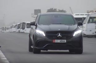 Mercedes AMG GLE63 S Coupe RS800 PP Performance Tuning 4 310x205 Video: Mercedes AMG GLE63 S Coupe RS800 by PP Performance