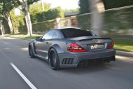 Mercedes SL63 AMG Widebody Platinum Motorsport Tuning 11 190x127 Mega fett   Platinum Motorsport Mercedes Benz SL63 AMG