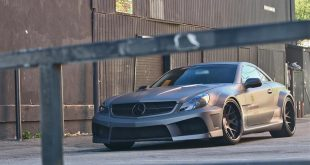 Mercedes SL63 AMG Widebody Platinum Motorsport Tuning 14 310x165 Mega fett   Platinum Motorsport Mercedes Benz SL63 AMG