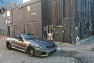 Mercedes SL63 AMG Widebody Platinum Motorsport Tuning 7 190x127 Mega fett   Platinum Motorsport Mercedes Benz SL63 AMG