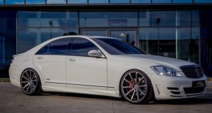 Mercedes W221 S Klasse MEC Bodykit 21 Zoll Tuning 18 310x165 Leak: 2019 BMW M8 Competition Luxus Sportler (G15)