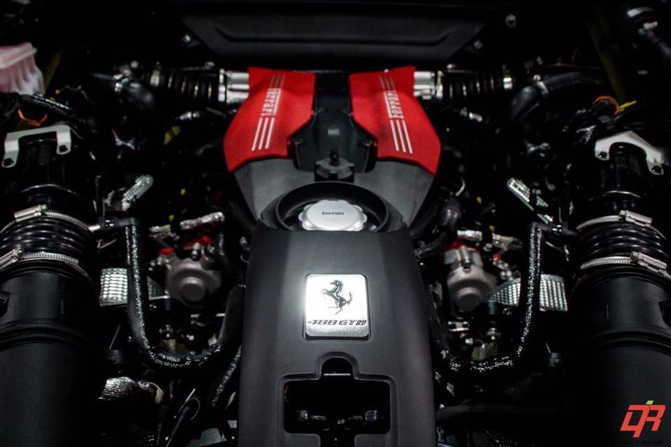 Novitec FI Exhaust Ferrari 488 GTB Tuning 7 Ferrari 488 GTB mit NOVITEC Parts vom Tuner Do it racing