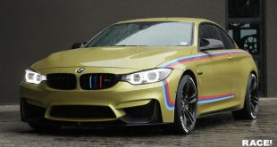 RACE South Africa BMW M4 F83 Cabrio M Livree Tuning 5 310x165 RACE! South Africa   BMW M4 F83 Cabrio mit M Livree