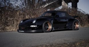 RWB porsche 911 933 cabriolet Widebody LG01 Tuning 10 310x165 Widebody Chevrolet Corvette C7 auf PUR RS12 Felgen